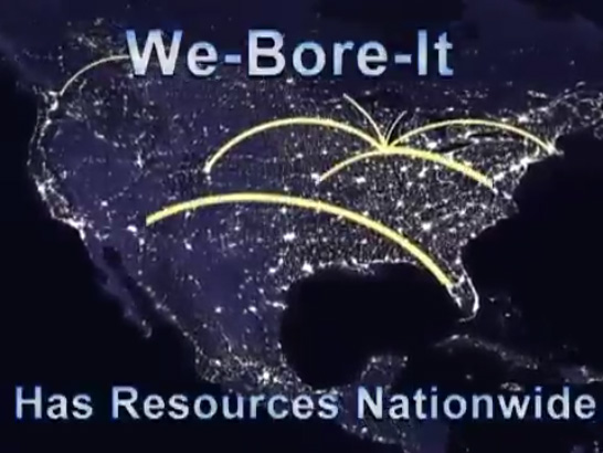 Directional Boring Contractors | Horizontal Drilling