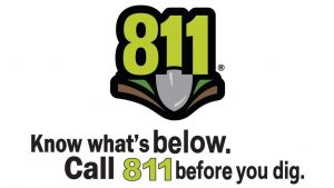 Dial 811 For Public Utility Locating We Bore It The daily dig was a newspaper that regularly reported the activities of the adventure society. dial 811 for public utility locating